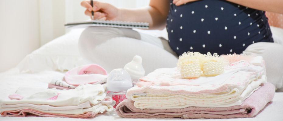 a6c835eb088 ¿Qué debes llevar en la maleta para el día del parto?